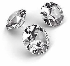3 Natural Diamond  (1,5 mm.) Brilliants D I / IF SI ct. 0,03  Diamanti Диаманти