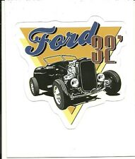 1932 FORD HOT ROD Sticker Decal