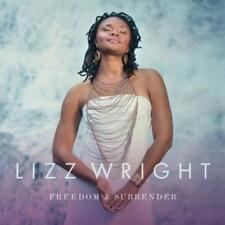 Freedom & surrender de Lizz wright (2015), DIGIPACK, nouveau OVP, CD