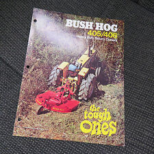 "Bush Hog Heavy Duty Rotary Cutter 405/406 ""The Tough Ones"""