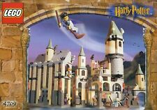 LEGO HARRY POTTER HOGWARTS CASTLE #4709 ALL 9 FIGURES 100% COMPLETE -GUARANTEED