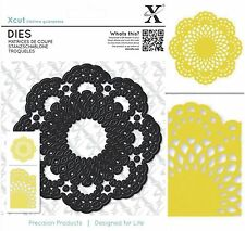 DOCRAFTS XCUT CUTTING DIES LACE DOILIE DOILY - NEW 2015