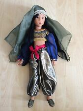 Gotz Collector Doll By Sylvia Natterer. Scheherazade 2002