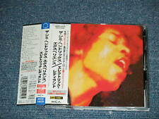 JIMI HENDRIX Japan 1997 NM CD+Obi ELECTRIC LADYLAND
