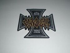 VADER DEATH METAL WOVEN PATCH
