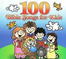 100 Bible Songs for Kids by
