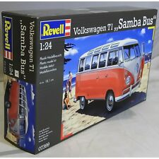 Revell 1:24 07399 VW T1 Samba Bus Model Car Kit