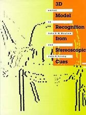 3D Model Recognition from Stereoscopic Cues (Artificial Intelligence Series), ,