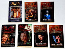 BUFFY the VAMPIRE SLAYER 7 Book Lot including TEMPTED CHAMPIONS Make Me An Offer