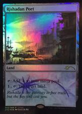 Port Rishadan PREMIUM / FOIL -  Rishadan Port DCI JUDGE - Magic Mtg