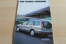 130387) Fiat Marea Weekend Prospekt 199?