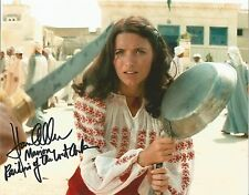 Karen Allen as Marion from Raiders of the lost ark hand signed photo UACC AFTAL