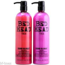 TIGI Bed Head Dumb Blonde Shampoo und Reconstructor  Tween Duo (2x750ml)