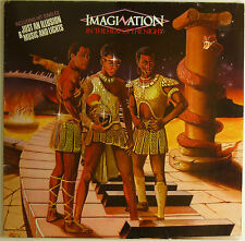 "12"" LP - Imagination - In The Heat Of The Night - k5316 - washed & cleaned"