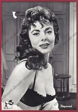 ANNE HEYWOOD 03 ATTRICE ACTRESS ACTRICE CINEMA MOVIE UK Cartolina FOTOGRAFICA