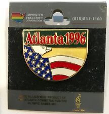 Olympic Games - 1996 Atlanta Centennial Games USA National Olympic Committee Pin