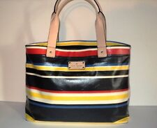 NWT - KATE SPADE Westchester Magazine Forever Stripe Shoulder Bag / Tote - $298