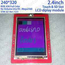 2.4 inch 240*320 TFT Color LCD Display Touch Module for Arduino Uno Mega2560 Stm
