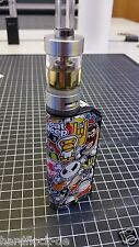 Sticker Cover Sticker Bomb IPV Mini 2 70W Pionner4you Black ipv2 Box Mods Skins