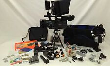 Panasonic AG-HMC150P AVCCAM Camcorder (USA Pro Spec) ONLY 33 Hours usage