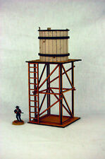 Old West Cowboy Building WATER TOWER 25mm, 28mm Terrain, D034