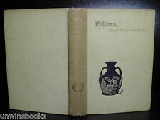 POTTERS John Sparkes Walter Gandy ART & CRAFTS POTTERY Oriental ANCIENT Medieval