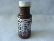 PERMATEX INDIAN HEAD GASKET SHELLAC COMPOUND 2OZ Bottle 20539