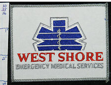 PENNSYLVANIA, WEST SHORE EMERGENCY MEDICAL SERVICES PATCH