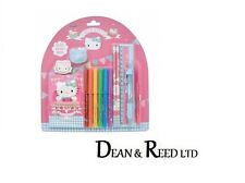HELLO KITTY TEA PARTY SUPER STATIONERY SET