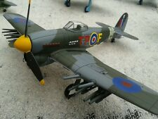 Hawker mk.1 RAF 1941 Typhoon caza avión UK avion/Aircraft Altaya metal 1:72