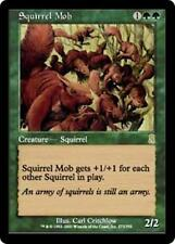 SQUIRREL MOB Odyssey MTG Green Creature — Squirrel RARE