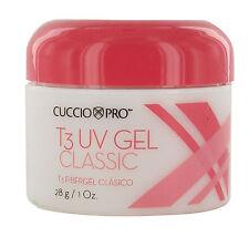 Cuccio Pro T3 UV Gel 28g Opaque Nude Natural & Nails T3 fibergel