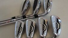 Cleveland 588 MT RH iron set RH 6-PW Regular graphite See Pics  Priority US ship