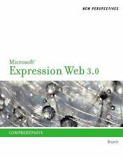 New Perspectives on Microsoft Expression Web 3.0: Comprehensive (SAM 2010 Compa