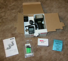 Metz Mecablitz 70 MZ-5 Handle-Mount Flash With Extras *Very Good Condition*
