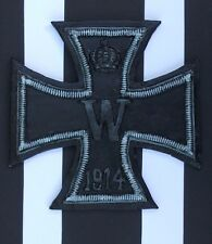 Large Scale IRON CROSS Plaque Medal WWI & WWII Model