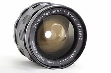 Pentax Super-Takumar 24mm f/3.5 Wide Angle Lens + Case, Full Frame K-1 K-3, EXC!
