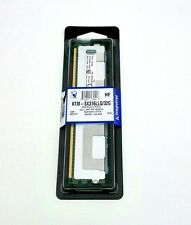 €296+IVA KINGSTON KTM-SX316LLQ/32G RAM 32GB DDR3L DIMM 1.600 MHz IBM P/N 46W0676