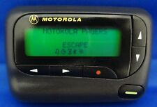 1-MOTOROLA ADVISOR GOLD POCSAG 512,1200,2400 BAUD GREAT FOR FIRE, EMS,SPORTS ETC