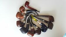 Premium Estate Pipe Lot - New & smoked Dunhill & Peterson Pre Republic Bruyere