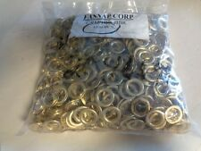 "FASNAP BRASS 1/2 "" GROMMET / SPUR WASHER (1000) GRM 1WS-BBR MARINE BOAT"