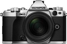 Olympus OM-D E-M5II EM5II Kit mit M.Zuiko 12-50 silber NEU SOFORT