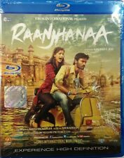 Raanjhanaa (2013) Bollywood Romantic Movie Blu-ray, Dhanush, Sonam Kapoor, Abhay