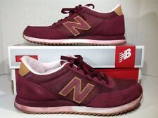 New Balance Mens Size 8.5 MZ501AAB Maroon Classic Athletic Sneakers ZJ-28