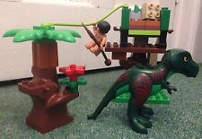Lego Duplo 5597 Dino Trap from 2008 Dinosaur Set Complete