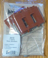 DPM Design Preservation Models #30130 One-Story Wall Sections w/Rectangular Wind