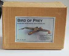 Star Trek Klingon Bird Of Prey Resin Model Kit Warp Models