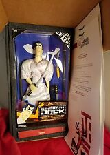 "2001 12"" SAMURAI JACK 1st EDITION CODE OF SAMURAI SWEEPSTAKES & VHS SEALED PROMO"