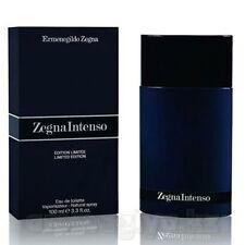 Rare ZEGNA INTENSO Limited Edition men eau de toilette EDT 100 ml 3.3 oz sealed