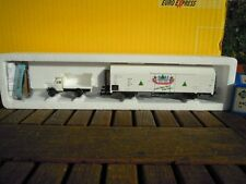 Roco 44077 Refrigerator wagon Resin brewery with Opel Blitz Beer truck DB like